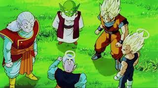 Goku's Promise To Old Kai Dragon Ball Z Kai: The Final Chapters (English Dub)