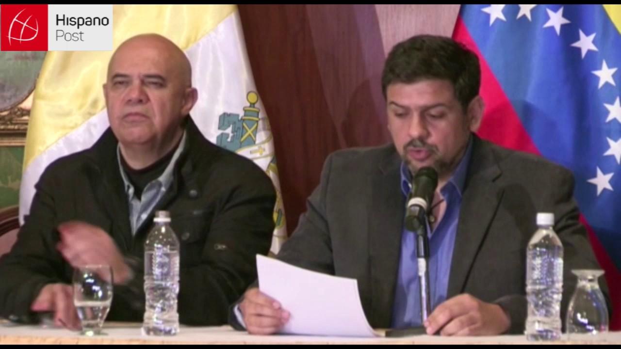 Gobierno y oposición de Venezuela acuerdan una tercera fase del diálogo