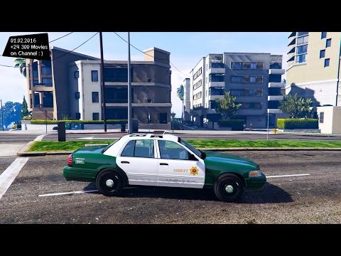 LSSRP COUNTY SHERIFF SUV (GTA 5 RP) - смотреть онлайн на Hah Life