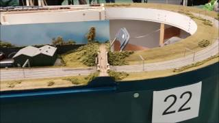 WIGAN MODEL RAILWAY EXHIBITION 2016 PART 3
