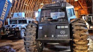 The Dream Garage!!!