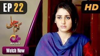 Karam Jali - Episode 22   Aplus Dramas   Daniya, Humayun Ashraf   Pakistani Drama