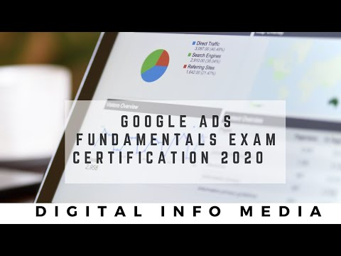 Google Adwords Fundamentals Exam Questions & Answers 2020 ...