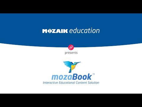 Mozaik Education - Termékvideó