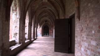 preview picture of video 'Klasztor Cystercsów-Chorin'