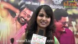 Kalyani at Andal Azhagar Serial Press Meet