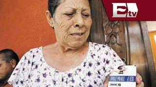 Demanda mujer a tabacaleras por insertar su imagen en cajetillas/ Gloria Contreras