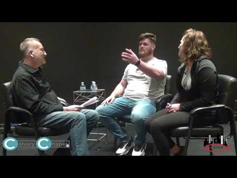 MINISTRY MOMENT: interview with Zach and Amanda Green, REVIVE Ministries