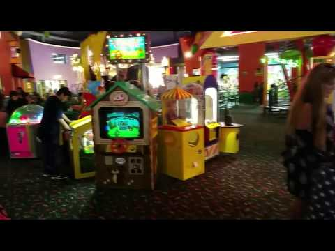 Video Game Arcade Tours – Mundo Divertido Amusement Park (Tijuana, Mexico)