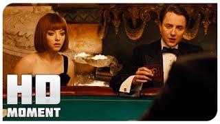 Уилл поставил на ставку всё своё время - Время (2011) - Момент из фильма