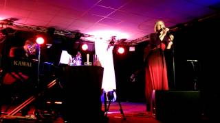Julia Fordham 'Porcelain' Live, Aberdeen