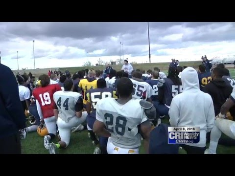 Penn Football Gears Up for its Spring Season