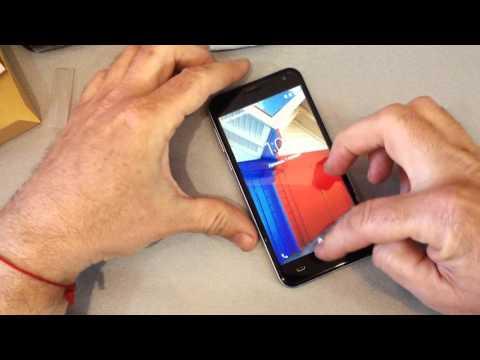 Распаковка и Обзор Homtom HT3. Самый Продаваемый Бюджетный Смартфон.