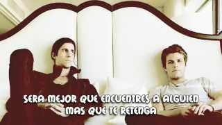 3OH!3 - I'm Not The One [Traducida al Español]