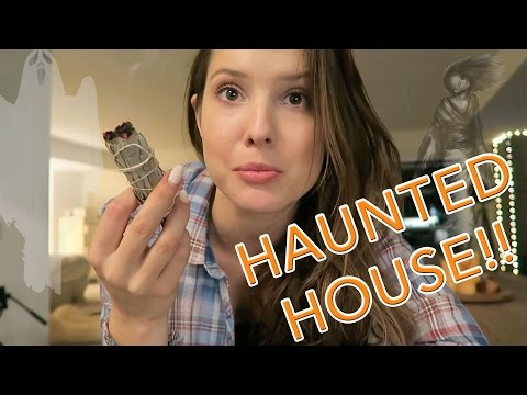 MY HOUSE IS HAUNTED!!!!!!