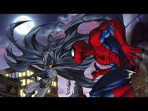 Batman Vs. Spider-Man