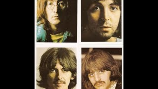 THE BEATLES CRY BABY CRY. WHITE ALBUM