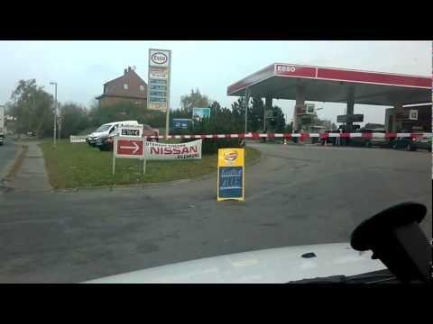 Wie der Aufwand des Benzins zu erkennen genau,