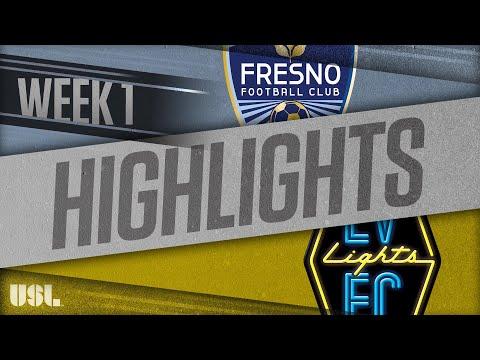 Fresno - Las Vegas Lights 2:3. Видеообзор матча 18.03.2018. Видео голов и опасных моментов игры