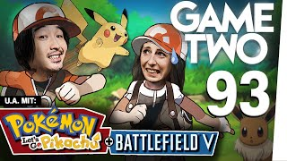 Battlefield V, Pokémon Let's Go Evoli & Pikachu, Spyro Reignited Trilogy | Game Two #93