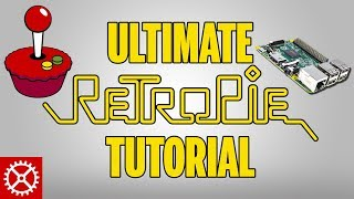 The Ultimate RetroPie 4.2 Raspberry Pi Setup Tutorial 2017 (Install, Upgrade, & Transfer Roms)