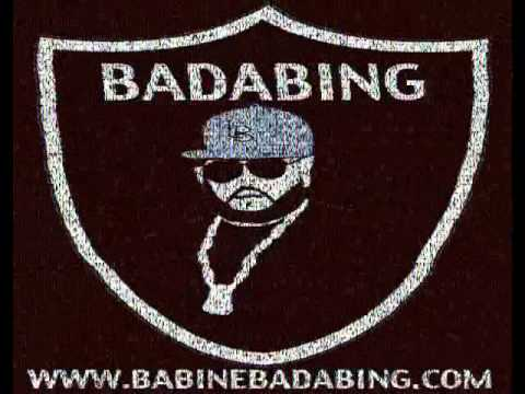 In the lab with Badabing