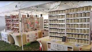 Christkindl Canandaigua Craft Show Booth Display