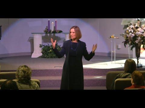 "Message: ""My Peace I Give to You"" Rev. Paula Mekdeci – December 8, 2019"