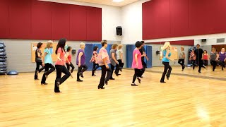 Tropical Depression - Line Dance (Dance & Teach in English & 中文)