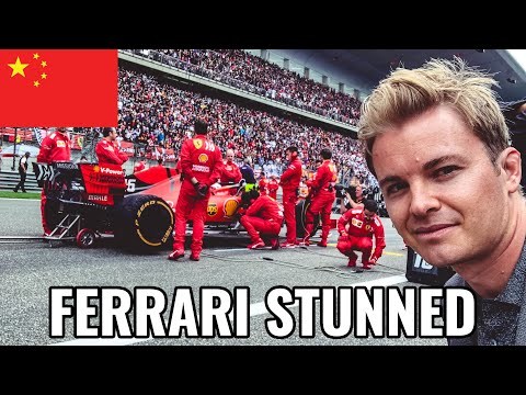 CHINA F1 RACE BEHIND THE SCENES!! | NICO ROSBERG | RACEVLOG