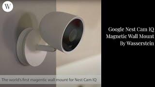Flexible Mounting Alternative for Nest Cam IQ   Wasserstein