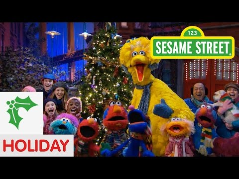 Sesame Street: A Song About the Holiday Season