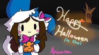 Happy (very Late) Halloween ft. fans ( read desc plz)