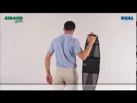 Trattamento di scoliosis per mezzo di massaggio