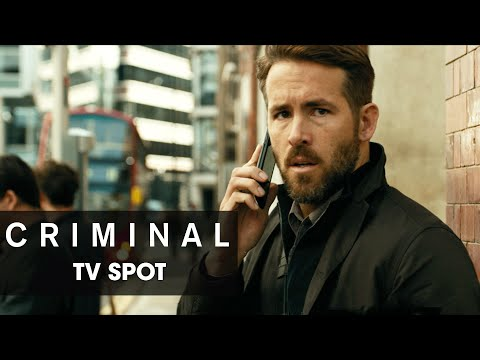 Criminal TV Spot 'Feel'