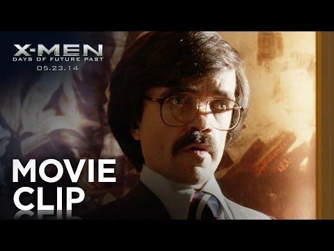 X-Men: Days of Future Past (Clip 'Boardroom')