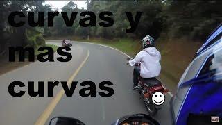 MFP Yamaha Ybr 125 Y Rx115-velocidad-curvas