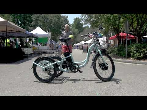 2020 Bintelli Trike Electric Bike in Jacksonville, Florida - Video 1