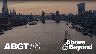 Above & Beyond - Live @ Group Therapy 400 (#ABGT400) x The River Thames, London 2020