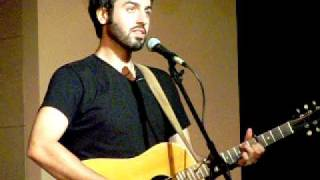 "Ari Hest - ""Ride The Brake"" live in NJ"