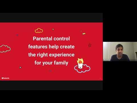 YouTube Kids Digital Parenting Workshop