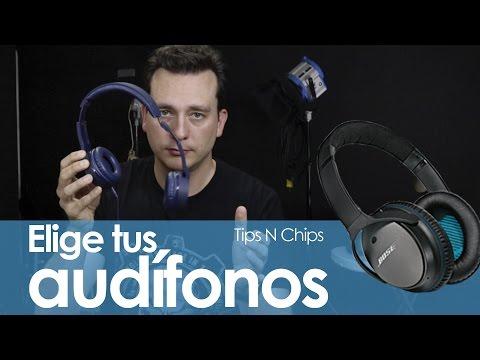 Cómo elegir buenos audífonos - #TipsNChips @japonton