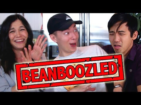 Vomit and Booger Jellybeans with MOTOKI! Bean Boozled Challenge Video