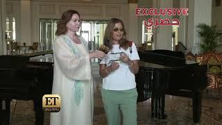 سميرة سعيد تكشف تفاصيل اغنيتها الجديدة اثنين بالليل مع الهام شاهين تحميل MP3