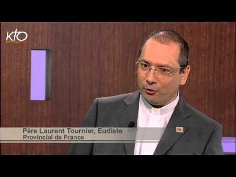 Père Laurent Tournier, eudiste - Dans la joie des enfants de Dieu