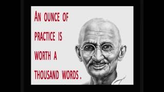 Mahatma Gandhi Quotes On Change And Service By Be The Winner Aasaan Hai