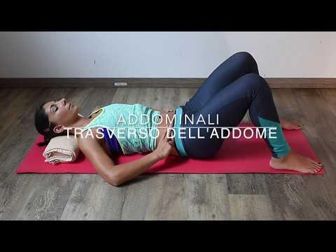 Ginnastica a scoliosis di reparto di petto di una spina dorsale a bambini di video