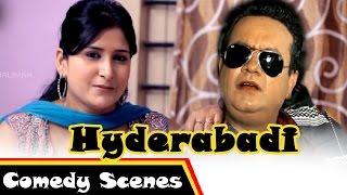 Hyderabadi Movies || Sajid Khan, Mast Ali And  Aziz Nasr Comedy Scenes Back To Back  Part 03
