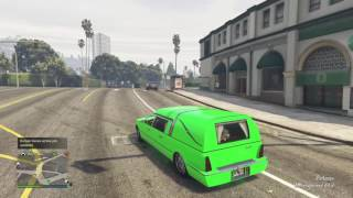 How to get rare funeral car in GTA 5 ONLINE 100% spawn rate