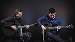 What A Carbon Fiber Acoustic Guitar SHOULD Sound Like